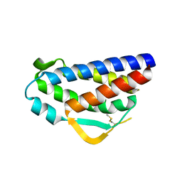 Molmil generated image of 3qb1