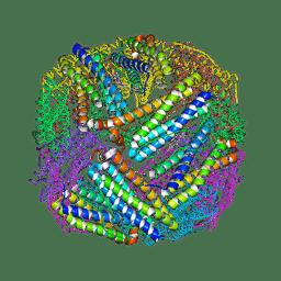 Molmil generated image of 3qb9