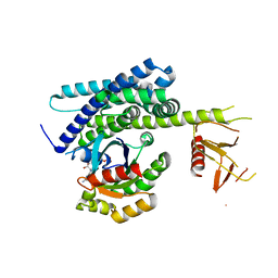 Molmil generated image of 3qbv
