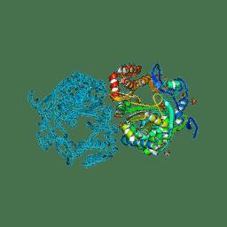 Molmil generated image of 3qid