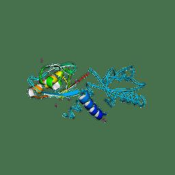 Molmil generated image of 3qik