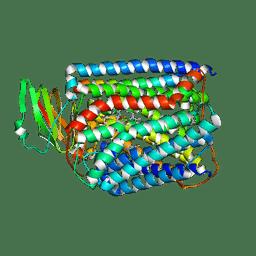 Molmil generated image of 3qju