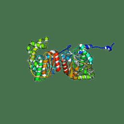 Molmil generated image of 3qmv