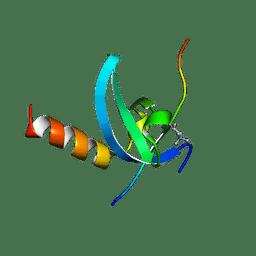 Molmil generated image of 3qo2