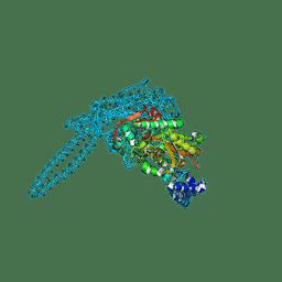 Molmil generated image of 3qo7