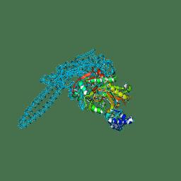 Molmil generated image of 3qo8