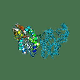 Molmil generated image of 3qtt