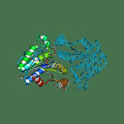 Molmil generated image of 3qxc