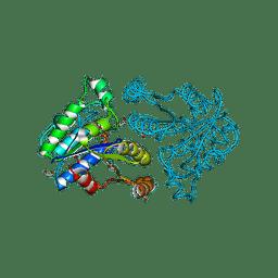 Molmil generated image of 3qxj
