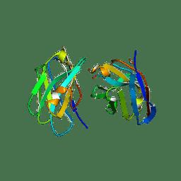 Molmil generated image of 3qxu