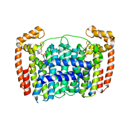 Molmil generated image of 3rbm