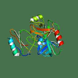 Molmil generated image of 3rdz