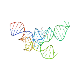 Molmil generated image of 3rg5