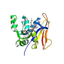Molmil generated image of 3rg9