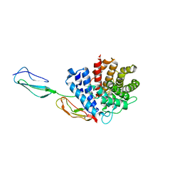 Molmil generated image of 3rj3
