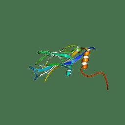 Molmil generated image of 3rls