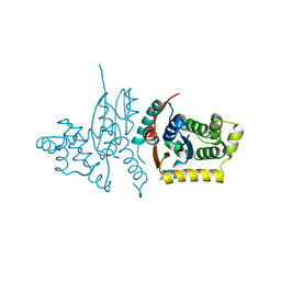 Molmil generated image of 3rpp