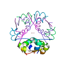 Molmil generated image of 3rto