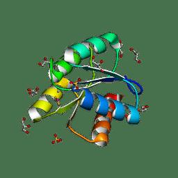 Molmil generated image of 3rvj