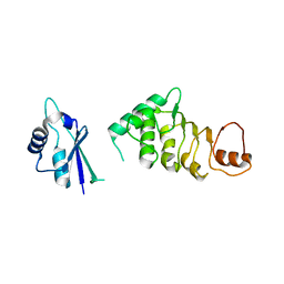 Molmil generated image of 3rw7