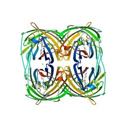 Molmil generated image of 3rwt