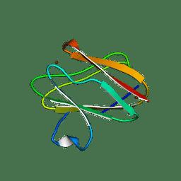 Molmil generated image of 3rym