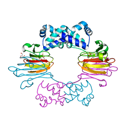 Molmil generated image of 3scf