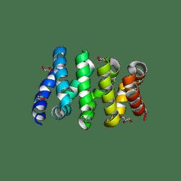 Molmil generated image of 3sla