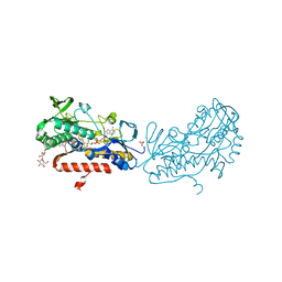 Molmil generated image of 3sy4