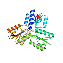 Molmil generated image of 3szl