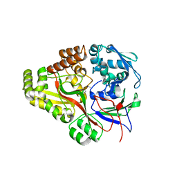 Molmil generated image of 3tcf