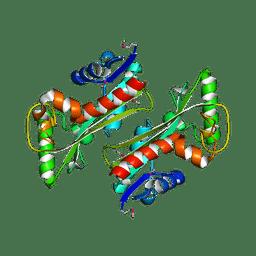 Molmil generated image of 3tqu