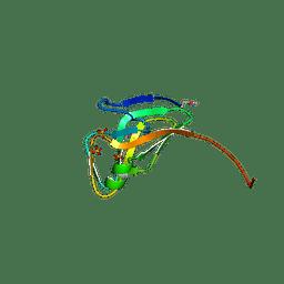 Molmil generated image of 3tqz