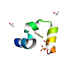 Molmil generated image of 3trv