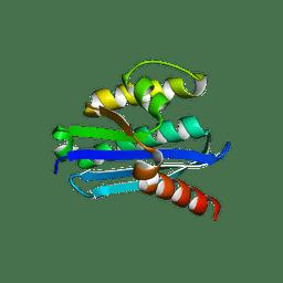 Molmil generated image of 3u3g