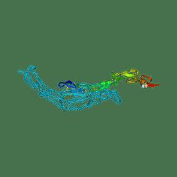 Molmil generated image of 3u3q