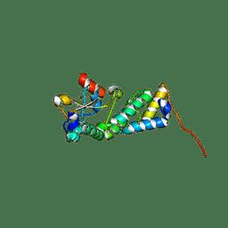 Molmil generated image of 3u43