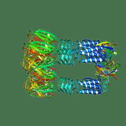 Molmil generated image of 3u6x