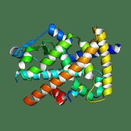 Molmil generated image of 3u9q