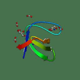 Molmil generated image of 3ua6