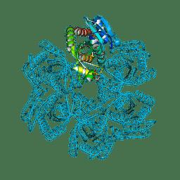 Molmil generated image of 3uav