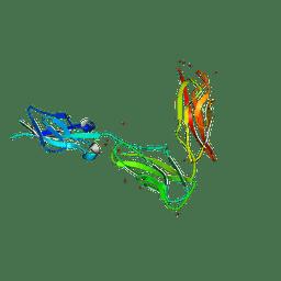 Molmil generated image of 3ubf