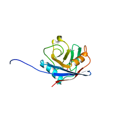 Molmil generated image of 3uch