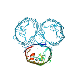 Molmil generated image of 3upg