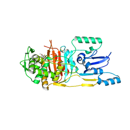 Molmil generated image of 3upn