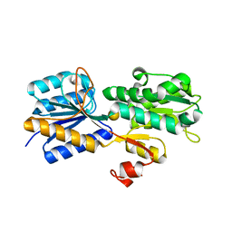 Molmil generated image of 3urm
