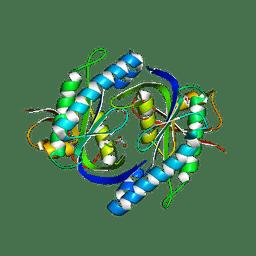Molmil generated image of 3uvj