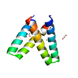 Molmil generated image of 3v1f