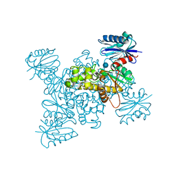 Molmil generated image of 3vgm