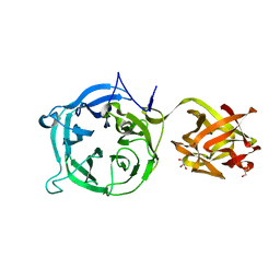 Molmil generated image of 3vsf